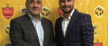 مدت قرارداد مشخص شد ، سروش رفیعی به تیم فوتبال پرسپولیس بازگشت